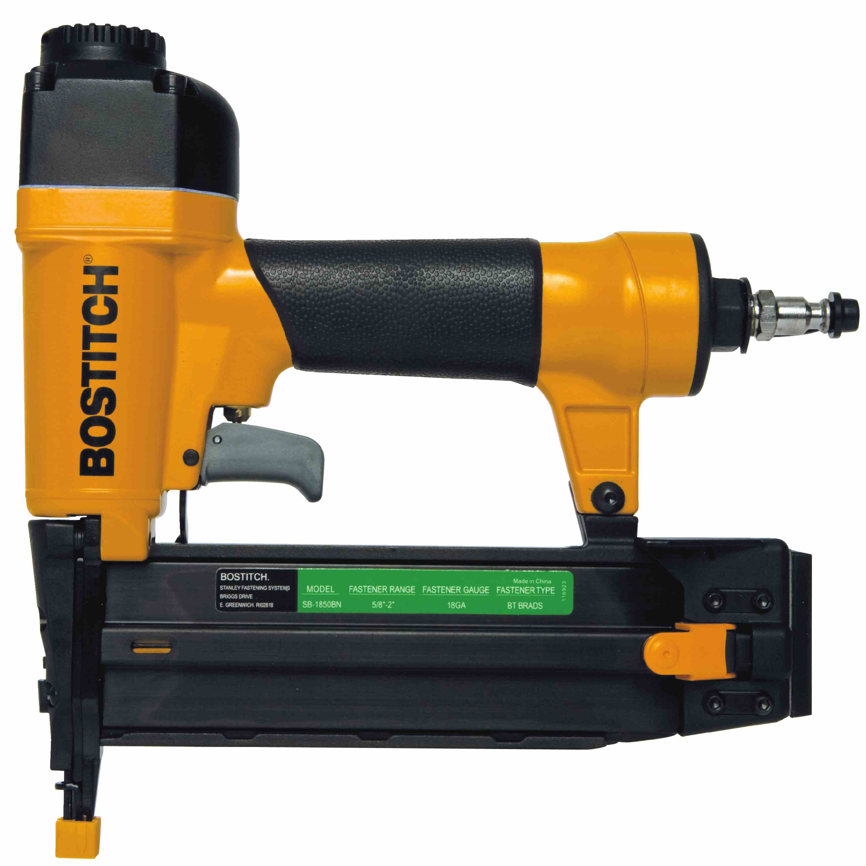 Air Nailers & Staplers