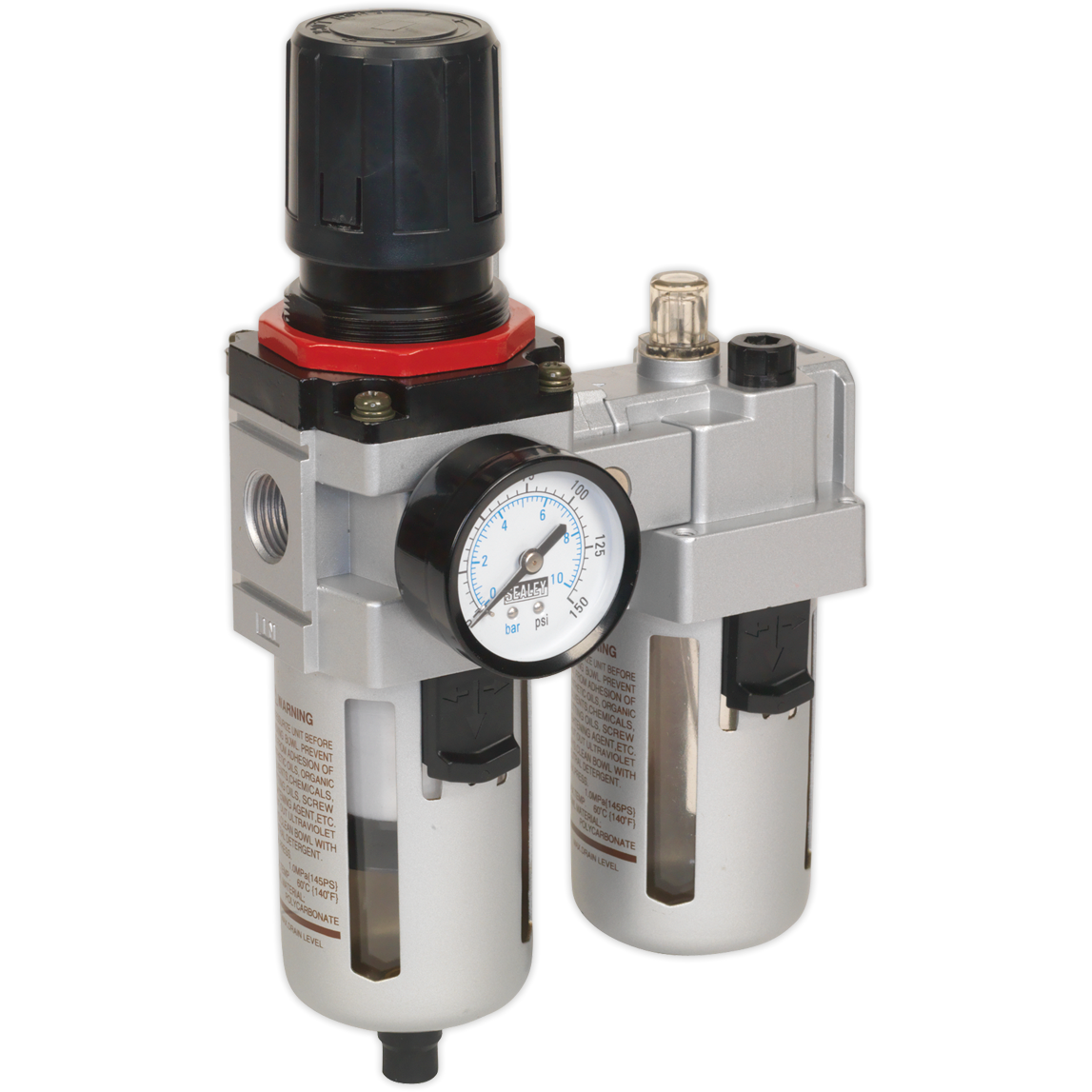 Air Filters - Regulators & Lubricators
