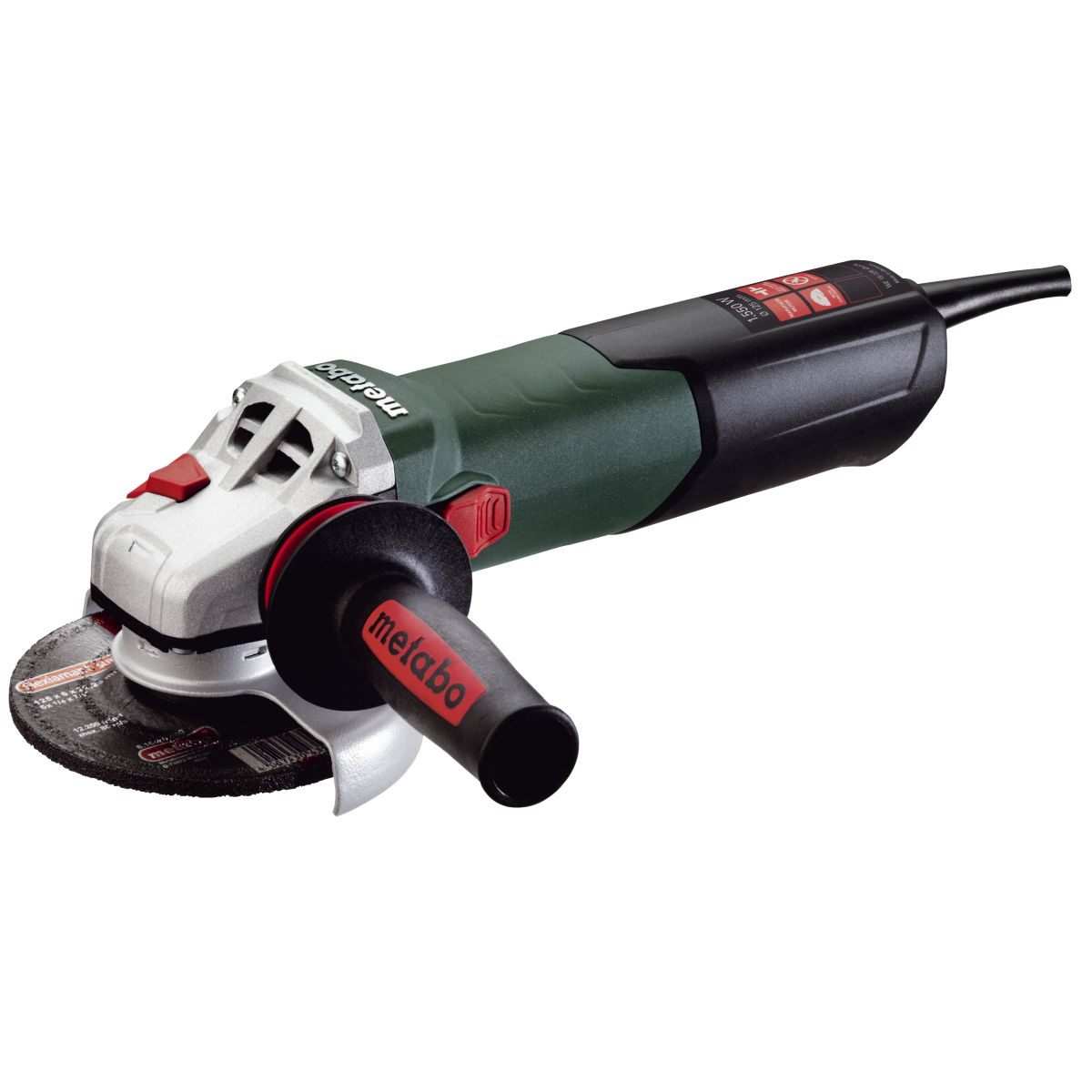 Admirable Metabo We 15 125 Quick 5 Angle Grinder 110V Gmtry Best Dining Table And Chair Ideas Images Gmtryco