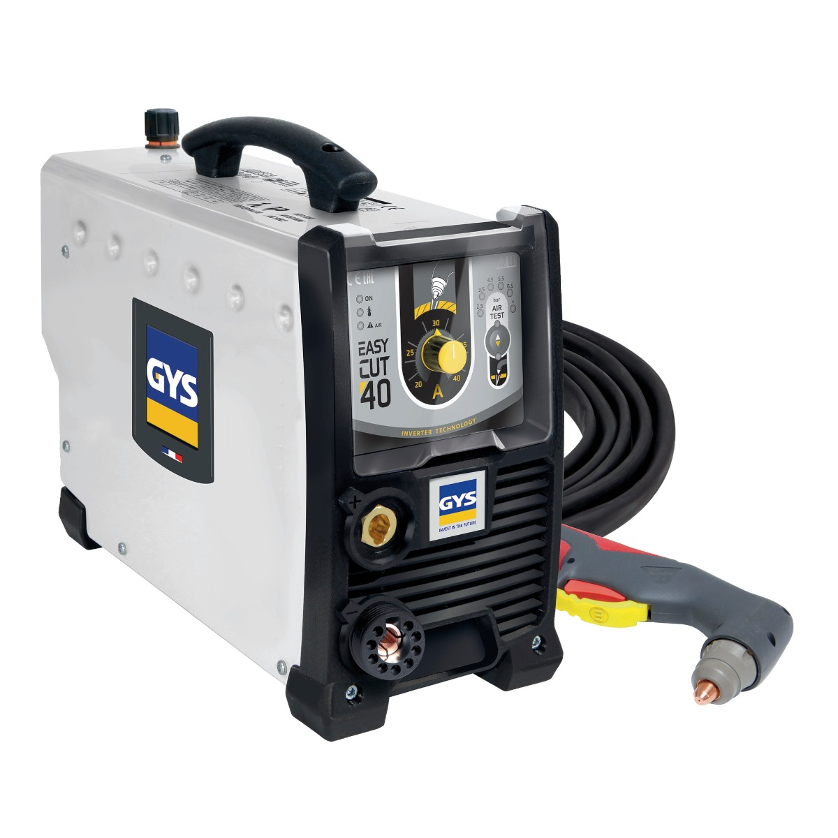 GYS 029743 Plasma Cutter Easycut 40 - Torch Included