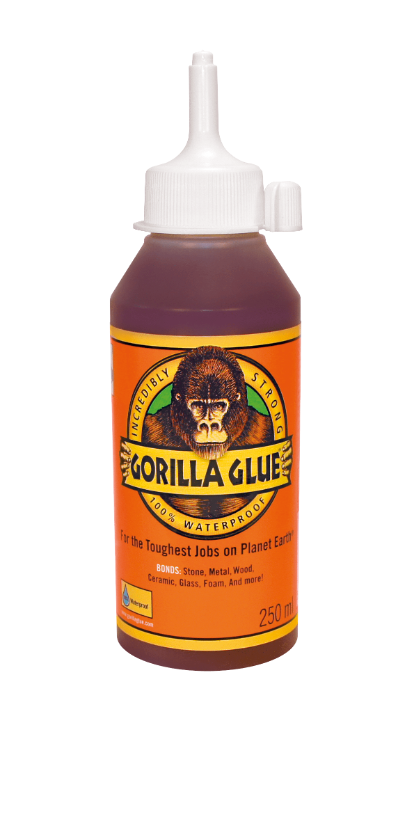 Gorilla Glue Brown PU Glue, 250ml