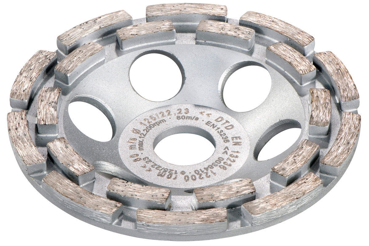 Metabo Diamond Cup Disc, 125 mm Classic