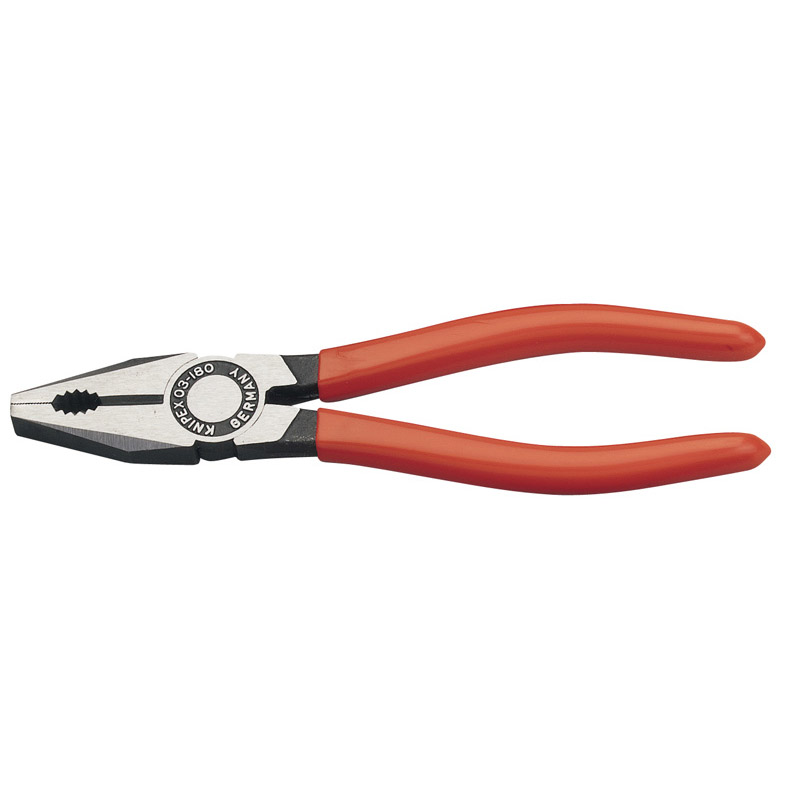 Knipex 03 01 180S 180mm Combination Pliers