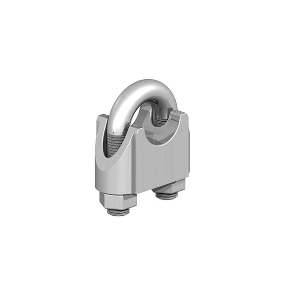 Birkdale 5930032 GATEMATE Wire Rope Grips - Pack of 4