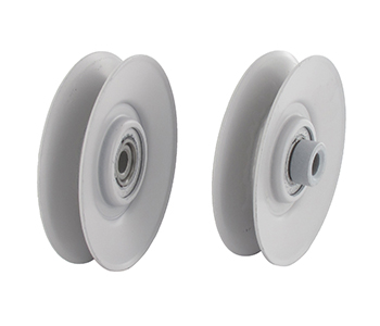 Garden Spares 6201250 Pulley V-Belt with Bearing