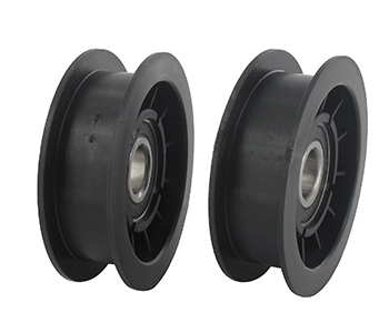Garden Spares 6202189 Pulley Idler Flat with Bearing