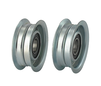 Garden Spares 6206361 Pulley Idler Flat with Bearing