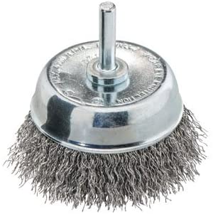 Metabo Steel-Wire Cup Brush Fine 75 mm