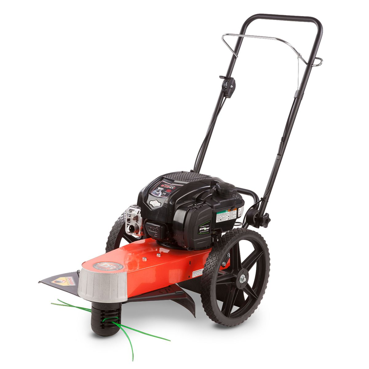 BS 675 RECOIL WHEELED TRIMMER