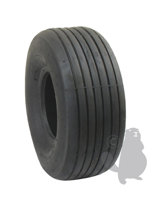 Garden Spares 7302261 Lined 4 Ply Tyre