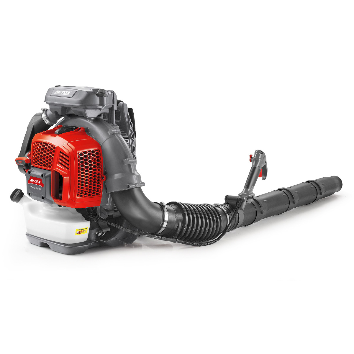 Mitox 760BPX Premium Petrol Back Pack Blower