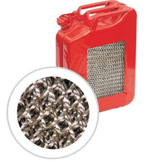 Valpro Explosafe Red Metal 5L Jerry Cans