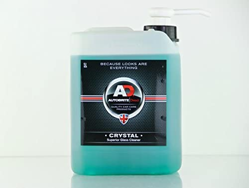 Autobrite Crystal, Superior Glass Cleaner 5L