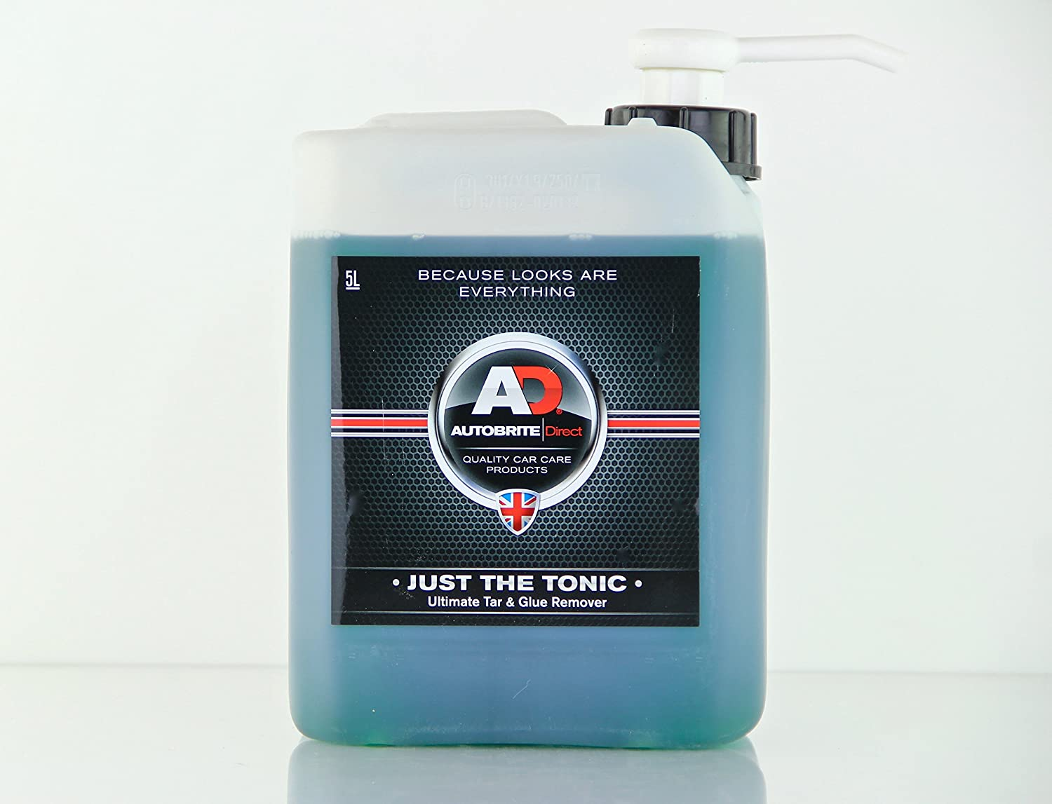 Autobrite Just  The Tonic, Ultimate Tar & Glue Remover 5L