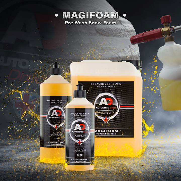 Autobrite Magifoam, Ultimate Prewash Snowfoam 500ml