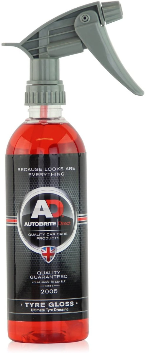 Autobrite Tyre Gloss, Ultimate Tyre Dressing 500ml