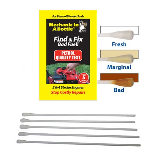 B3C PTS5P Petrol Test Swabs, 5 Pack