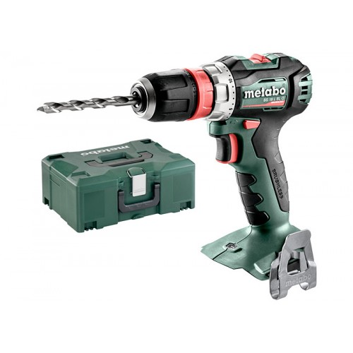 Metabo BS 18 L BL Brushless Drill/Driver Body Only + Metaloc