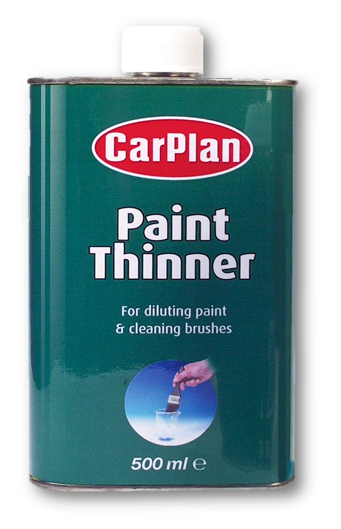 CarPlan Paint Thinner and Brush Cleaner 500ml