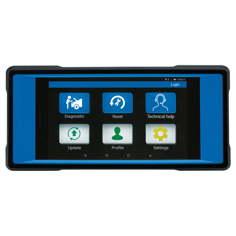 Draper 12044 Wireless Diagnostic and Electronic Service Tablet