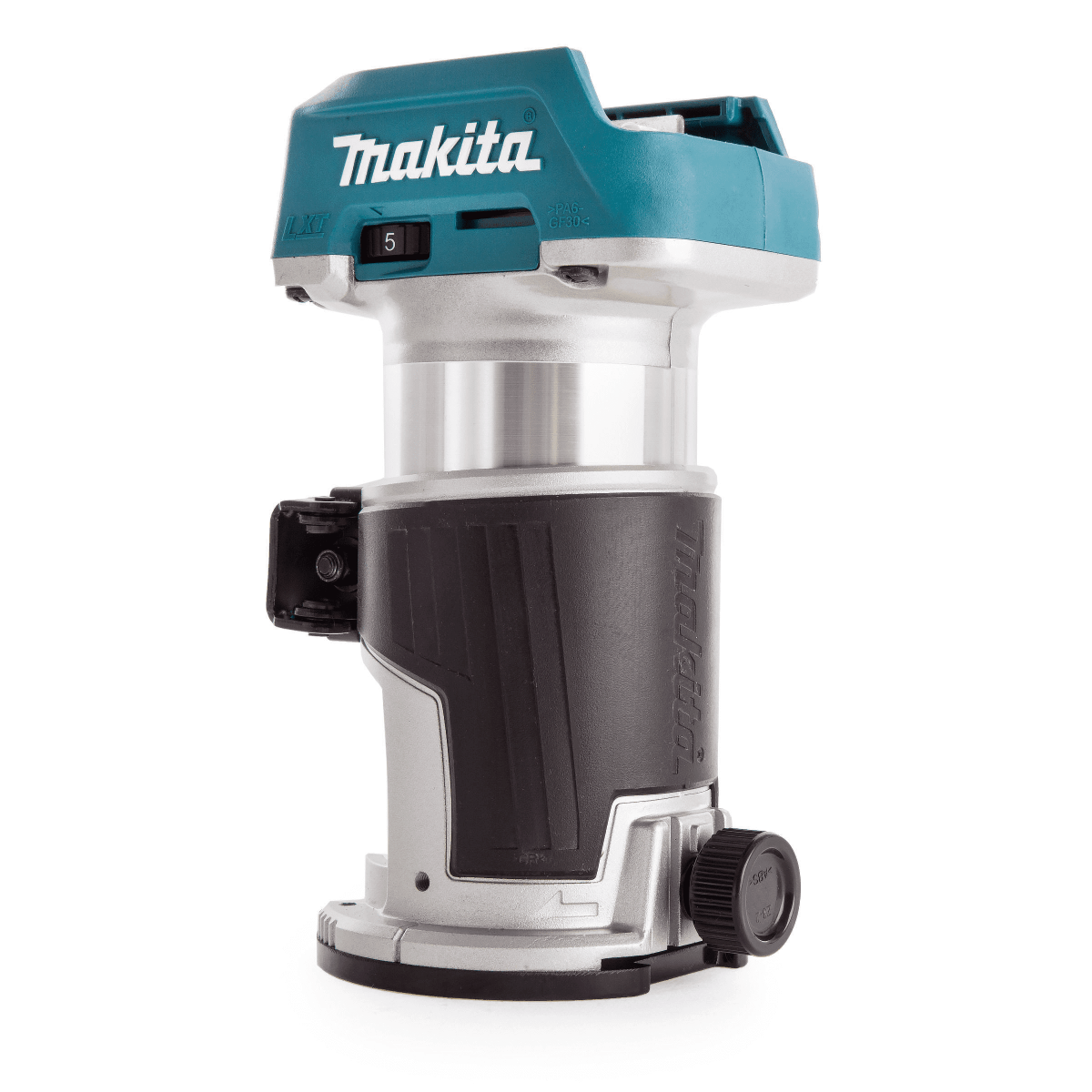 Makita DRT50ZX4 18v Router/Trimmer BL LXT, Body Only