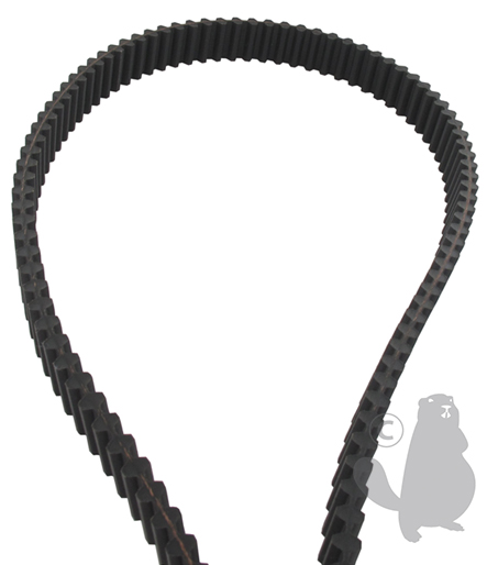 Garden Spares DS8M200016 Belt Double Toothed 16X2000 - 250T