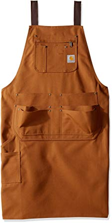 Duck.Apron.Brown