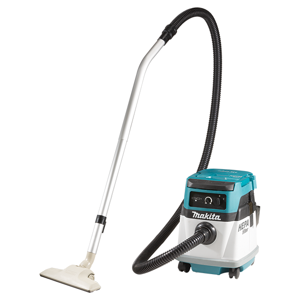 Makita DVC151LZ/2 18Vx2 Cordless or Corded L-Class Dust Extractor 240V