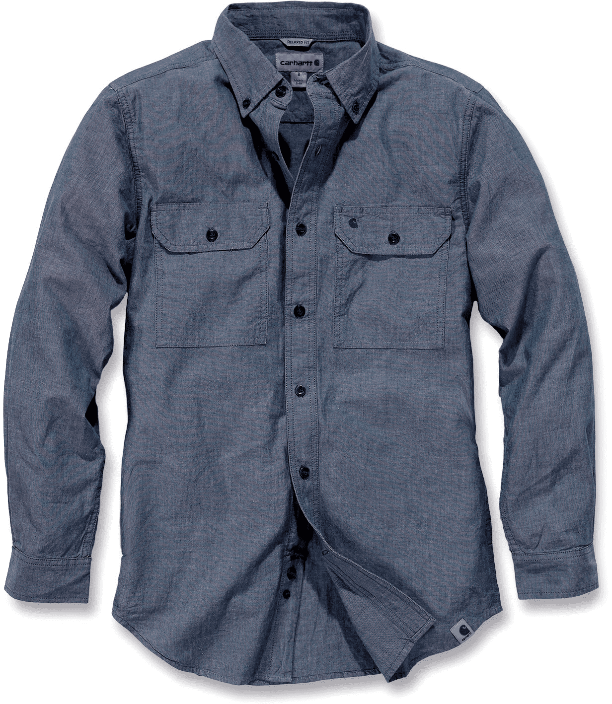 Fort.Solid.Chambray