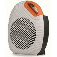 Kingavon 2KW Orange Two Tone Fan Heater
