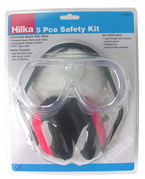 Hilka 5 pce Safety Protection Set