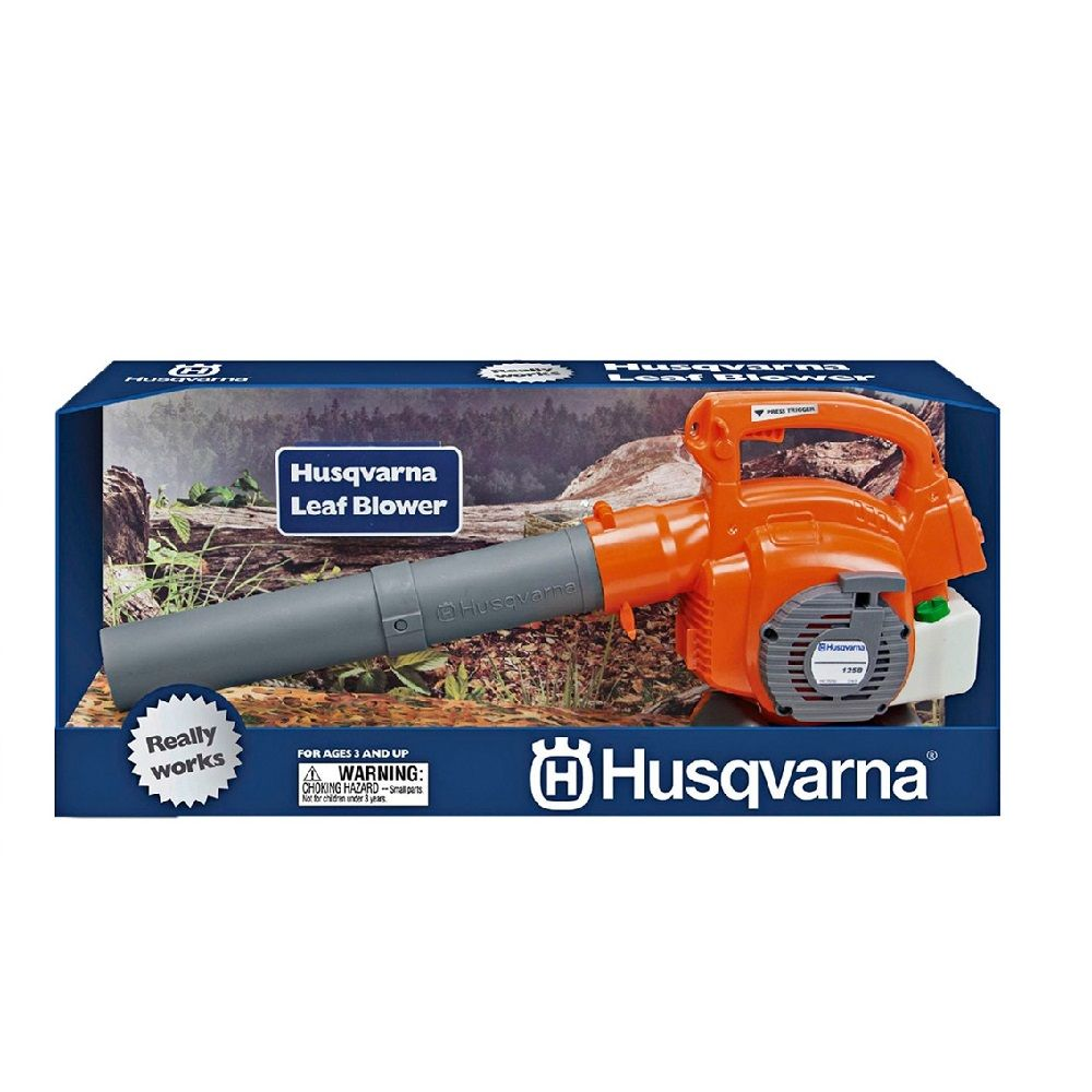 Husqvarna Toy Leaf Blower, Battery Operated