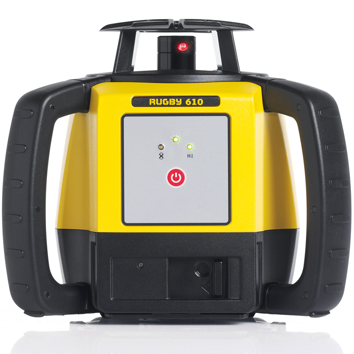 Leica Rugby 610 Rotary Laser Kit
