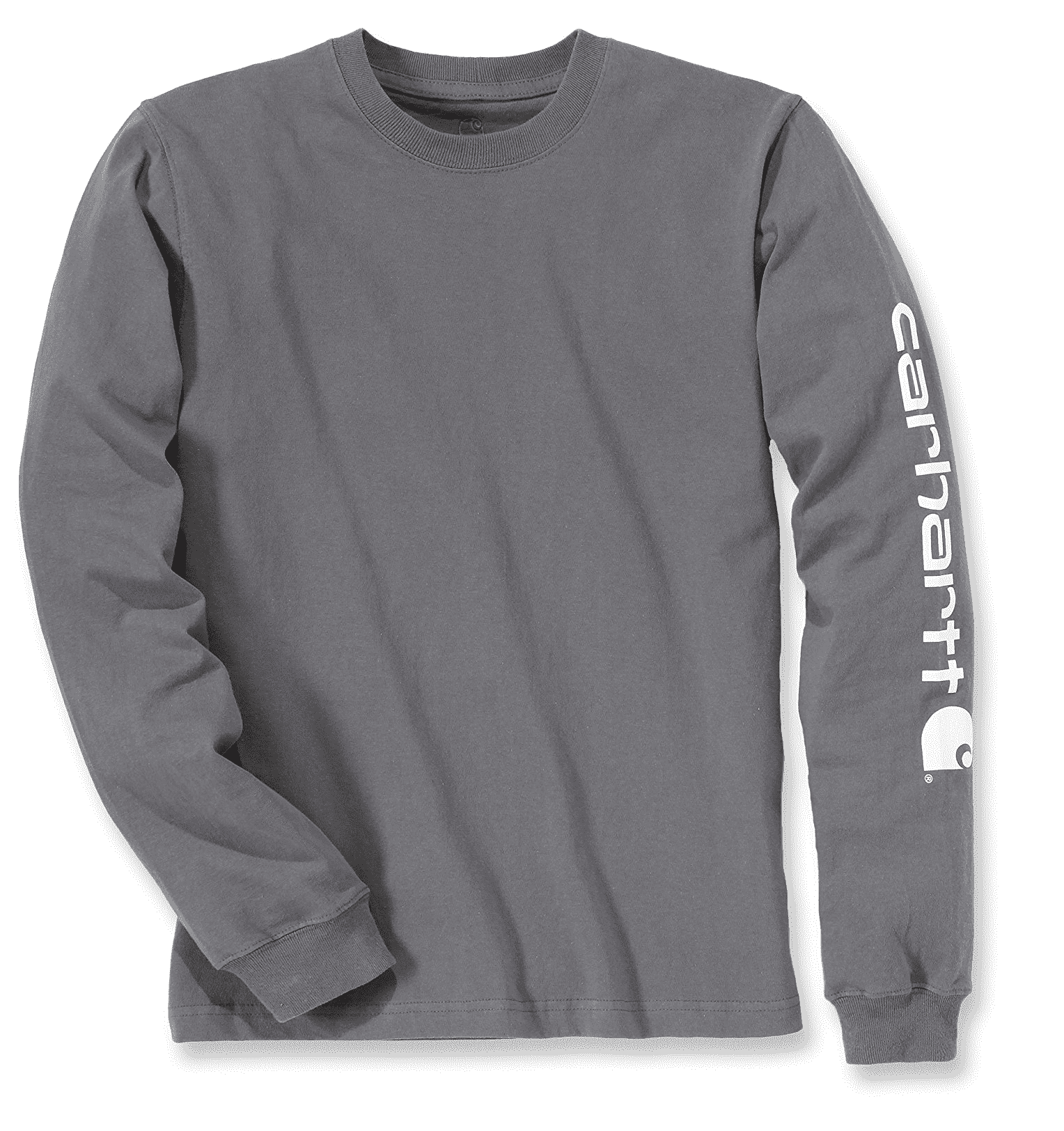 Long.Sleeve.Logo.Grey