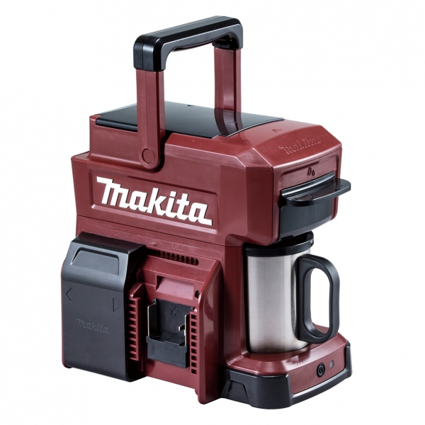 Makita DCM501ZAR Cordless Coffee Maker - Red Edition
