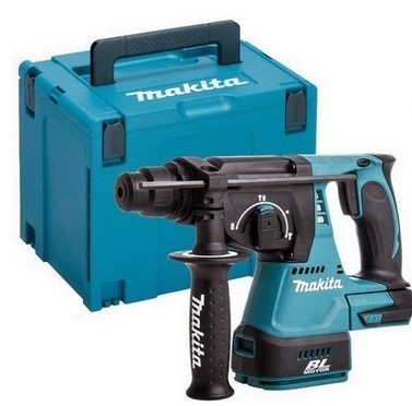 Makita DHR242 18V Brushless 3 Function SDS Hammer Drill - Body Only in MakPac Carry Case