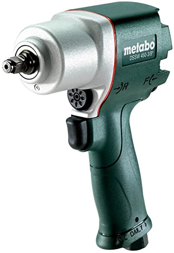"Metabo DSSW 450 3/8"" Air Impact Wrench"