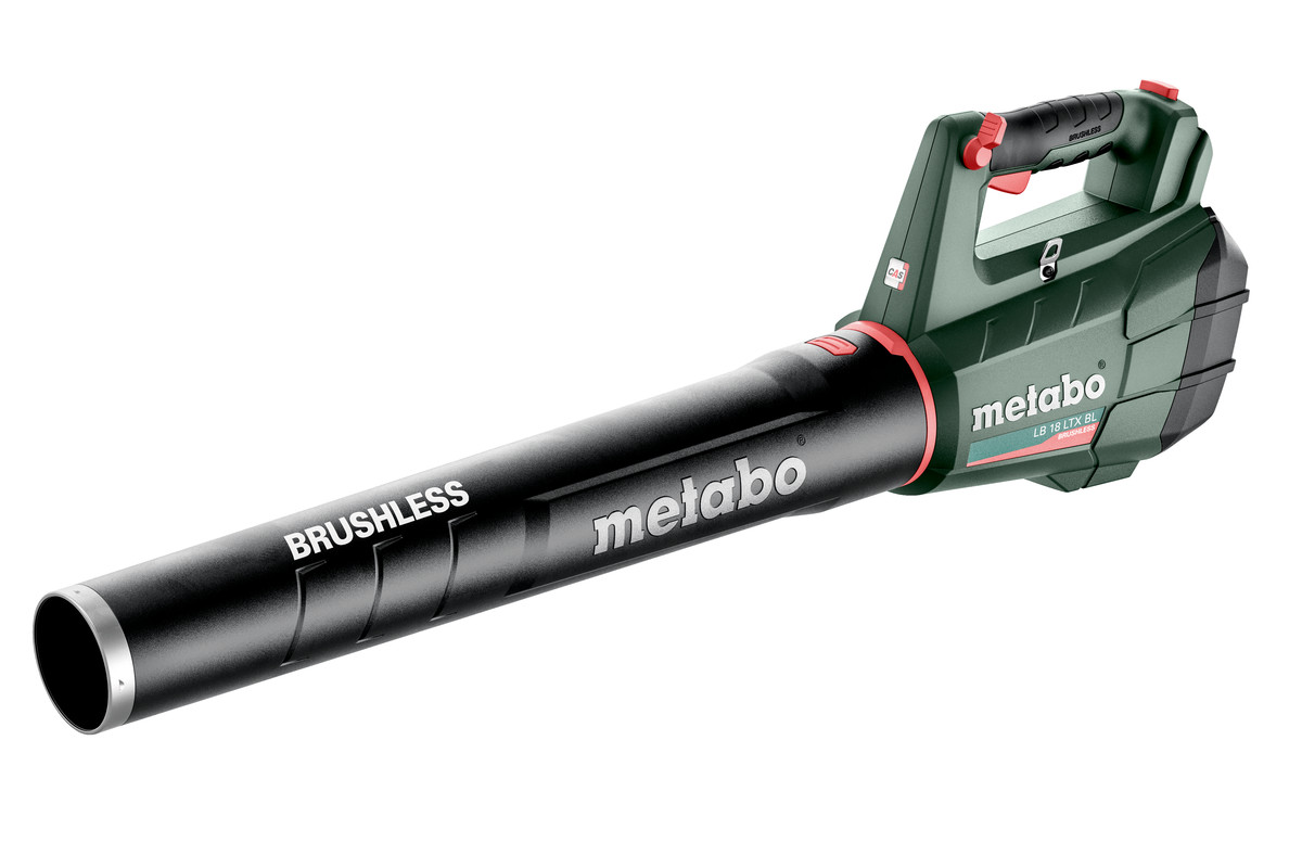 Metabo LB 18 LTX BL 18V Cordless Leaf Blower - Body Only