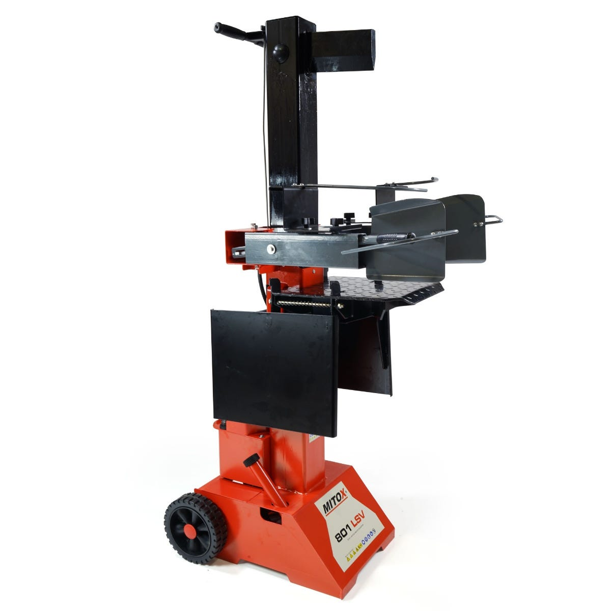 Mitox LS801 8T Log Splitter