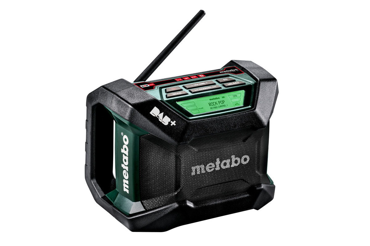 Metabo R 12-18 DAB+ BT Site Radio