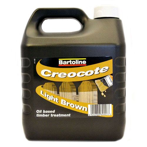 Bartoline Creacote Light Brown, 4L