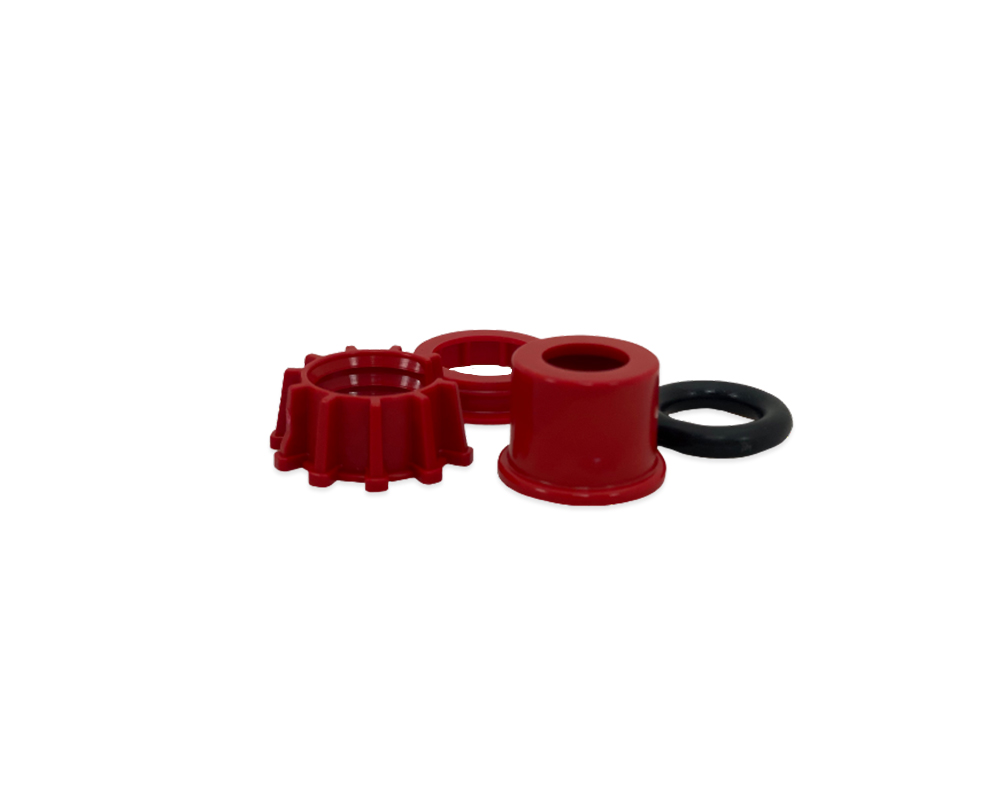 Hansen 1/2in Normal Guage Connection Kit