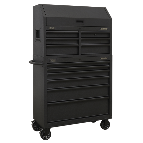 Sealey AP36BESTACK 12 Drawer Toolchest Combination with Power Bar