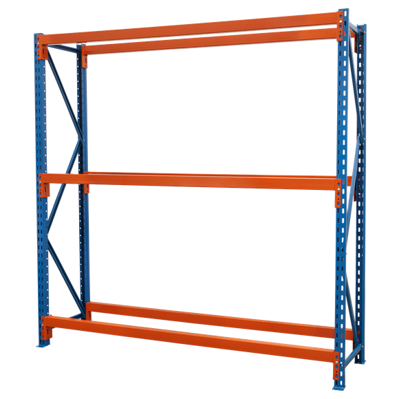Sealey STR600 Two Level Tyre Rack 200kg Capacity Per Level
