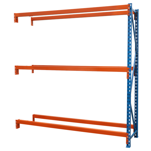 Sealey STR600E Tyre Rack Extension Two Level 200kg Capacity Per Level