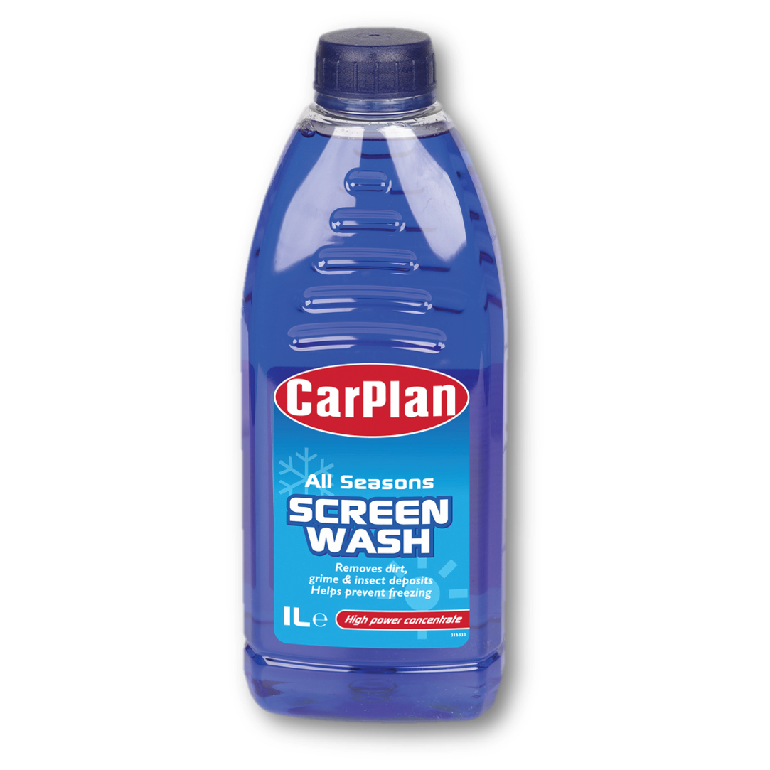 Carplan All Season Screenwash 1L