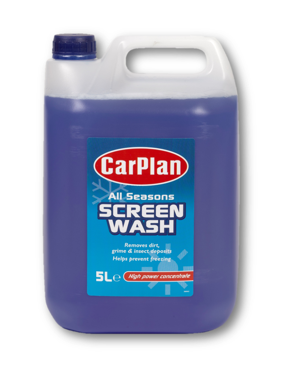 CarPlan All Seasons Screenwash - 5L