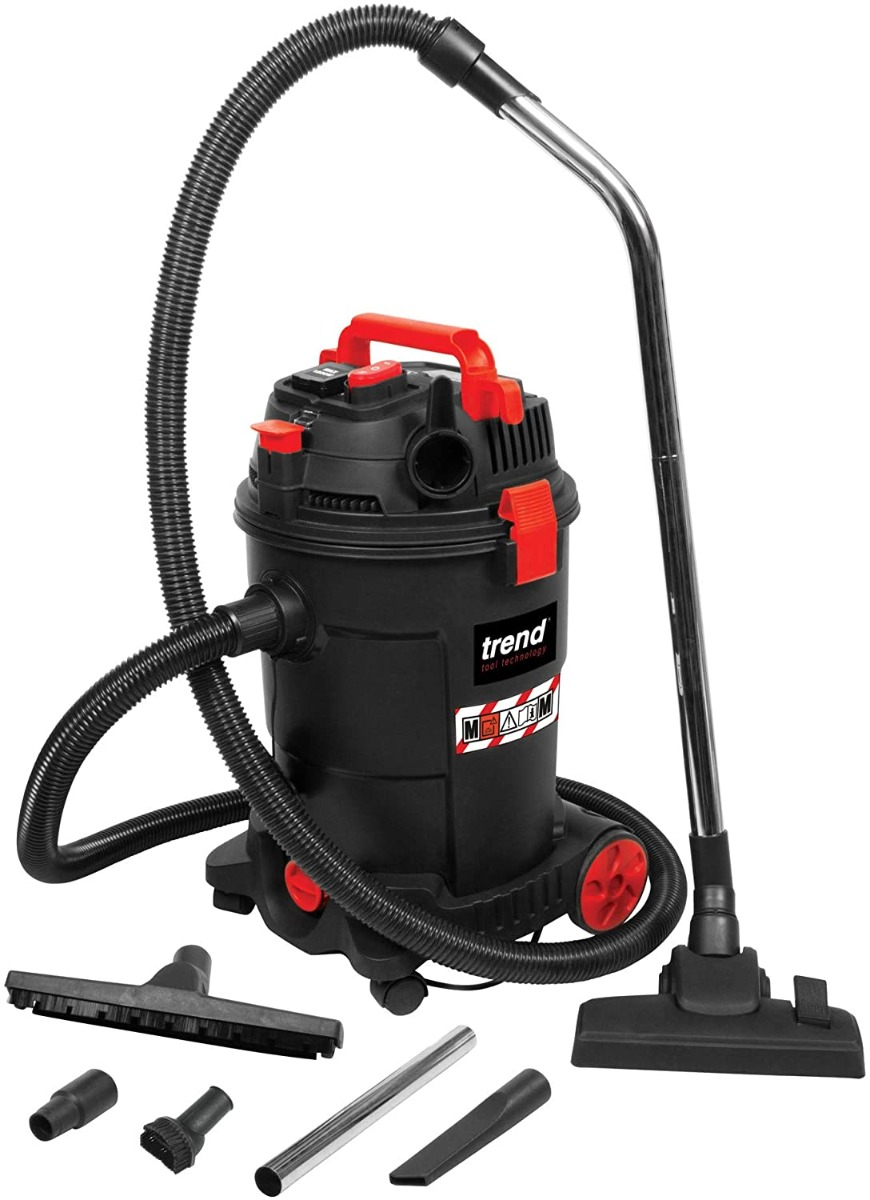 Trend T33A M Class Dust Extractor 230V