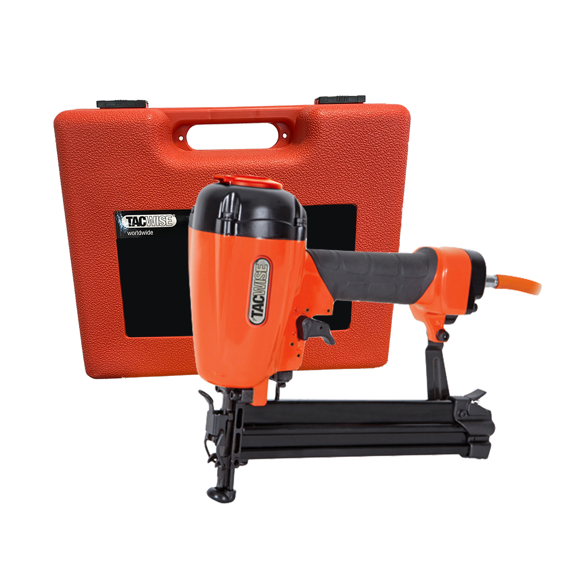 Tacwise D9040V 90/40mm Narrow Crown Stapler with Carry Case