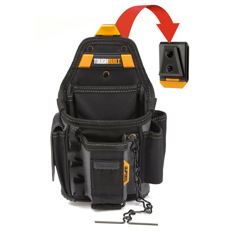 ToughBuilt TB-CT-34 Small Electrician Pouch